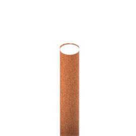 труба с кортен, труба с cor-ten